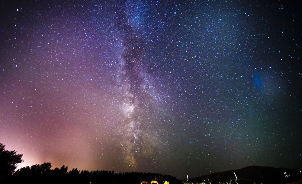 Astrophotography in Montana - image 1 - student project