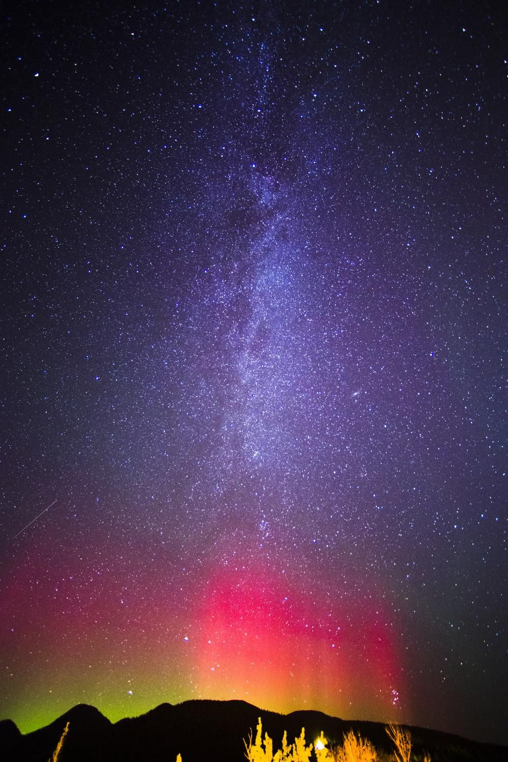 Astrophotography in Montana - image 3 - student project