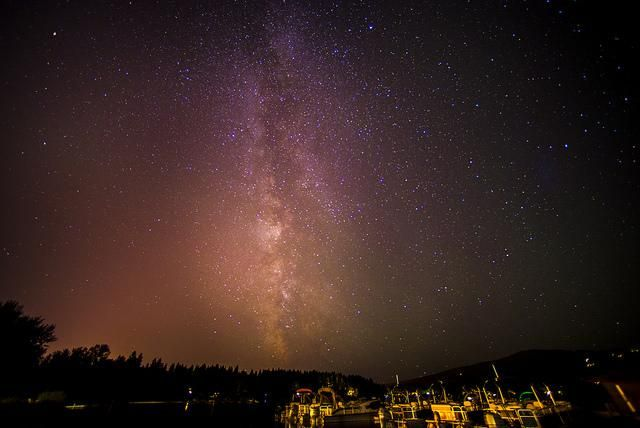 Astrophotography in Montana - image 6 - student project