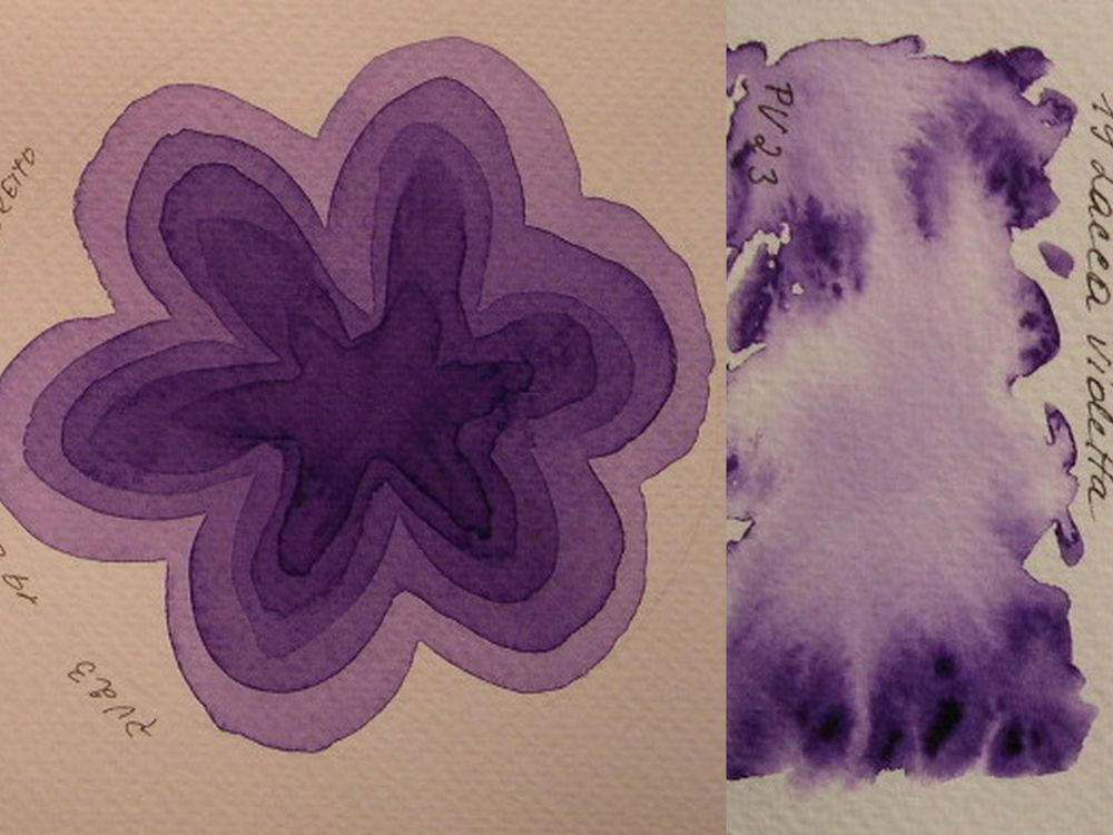 I <3 watercolour - image 9 - student project