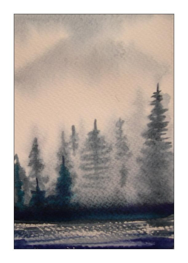 I <3 watercolour - image 7 - student project