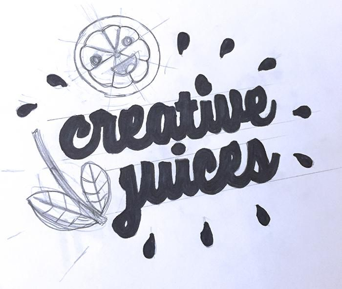 Creative Juices - image 2 - student project