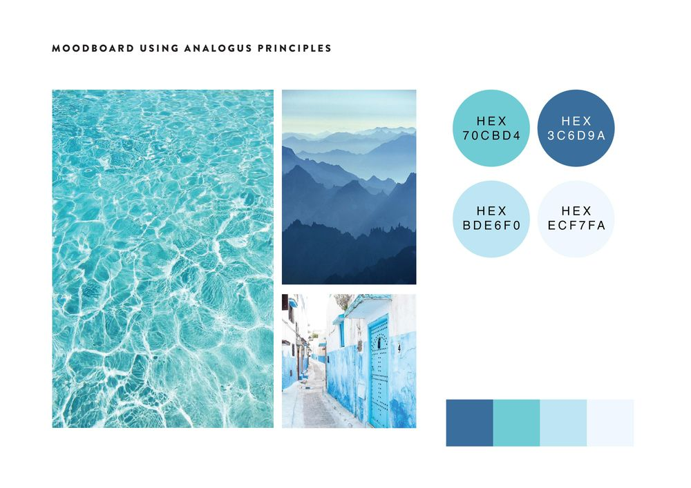 Colour Theory Worksheets - image 2 - student project
