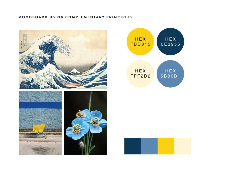 Colour Theory Worksheets - image 1 - student project