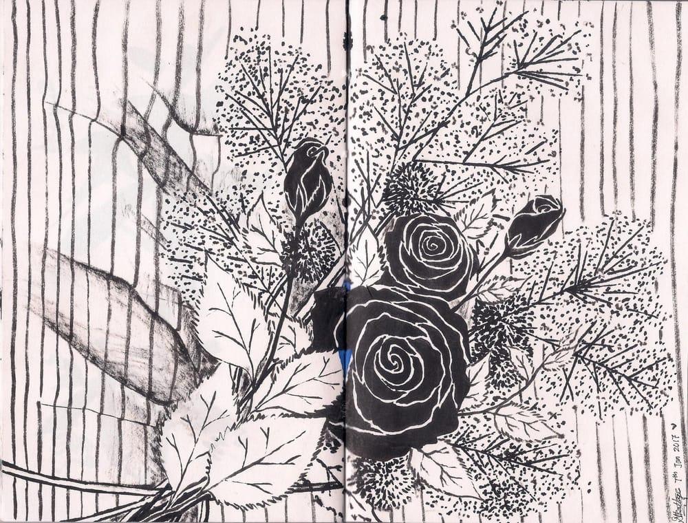 Rose Bouquet - image 3 - student project