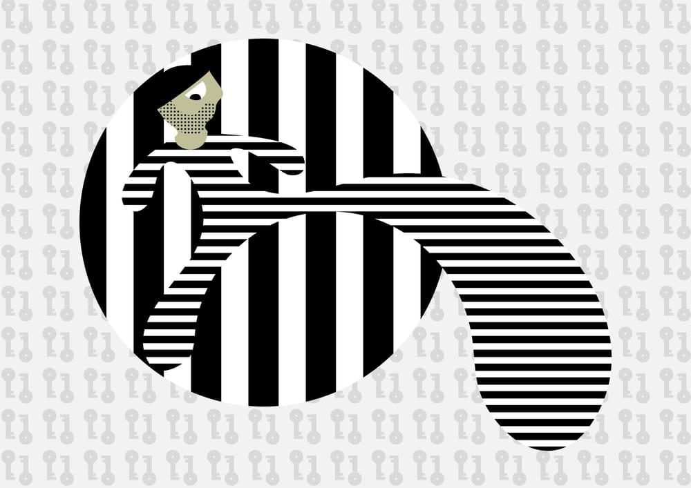 The Burglar - image 2 - student project