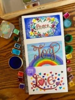Peace, Joy, Love - image 1 - student project