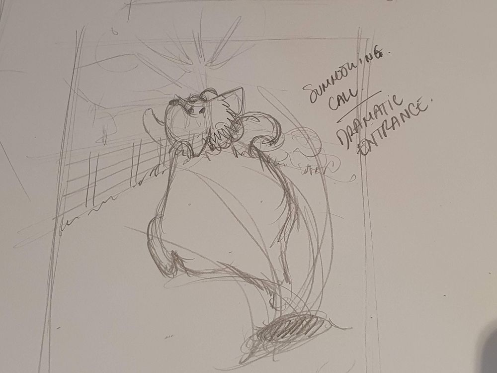 Willie Wombat travels through the magic tunnel... - image 7 - student project