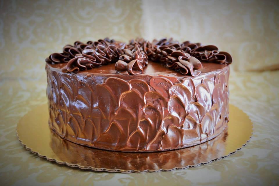 Spatula Technique in Chocolate - image 1 - student project