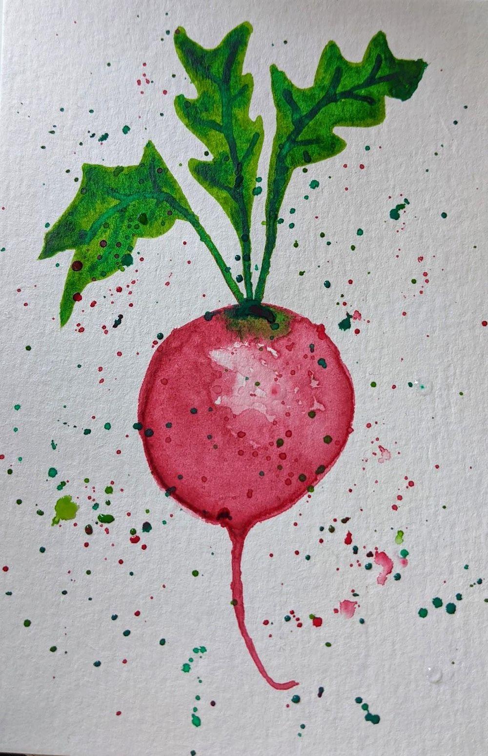 I love vegetables - image 1 - student project