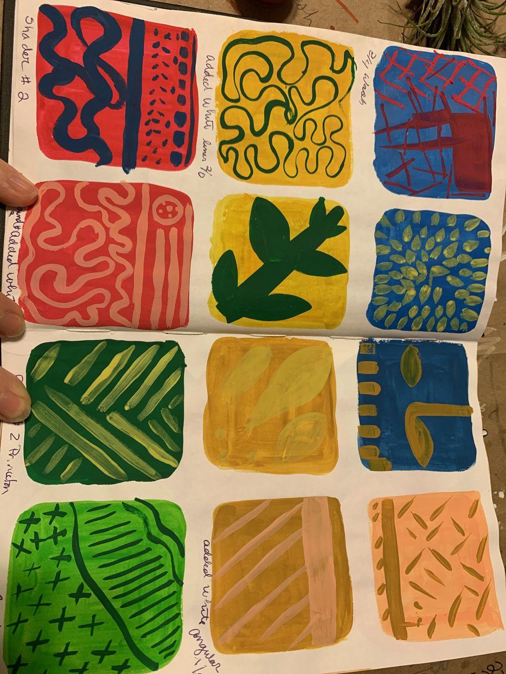 Pattern making - image 1 - student project