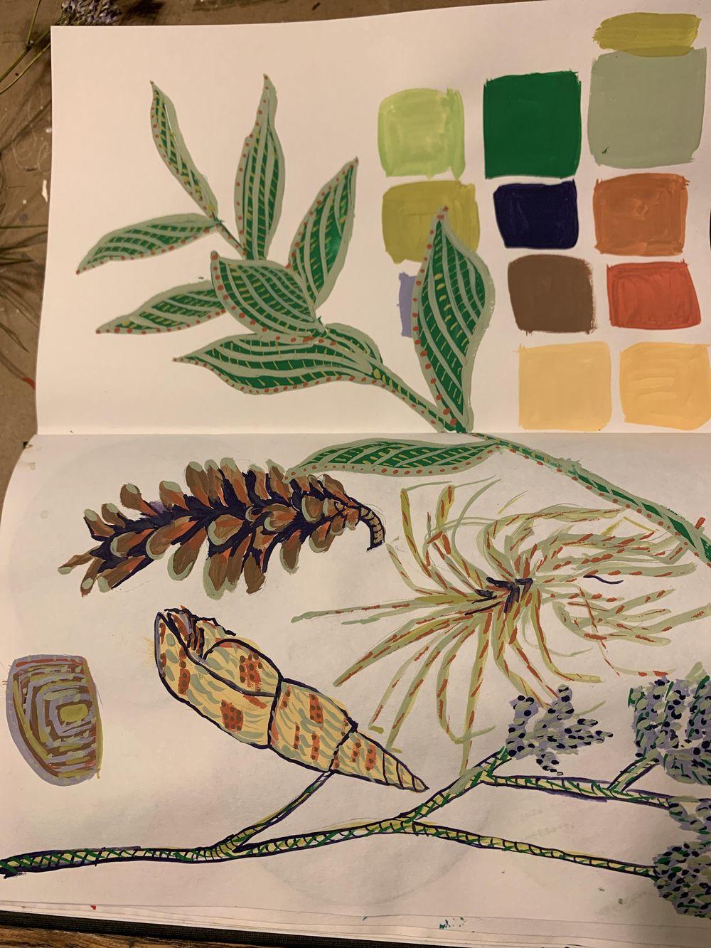 Pattern making - image 2 - student project