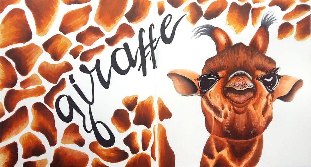 Little Giraffe Dude - image 1 - student project