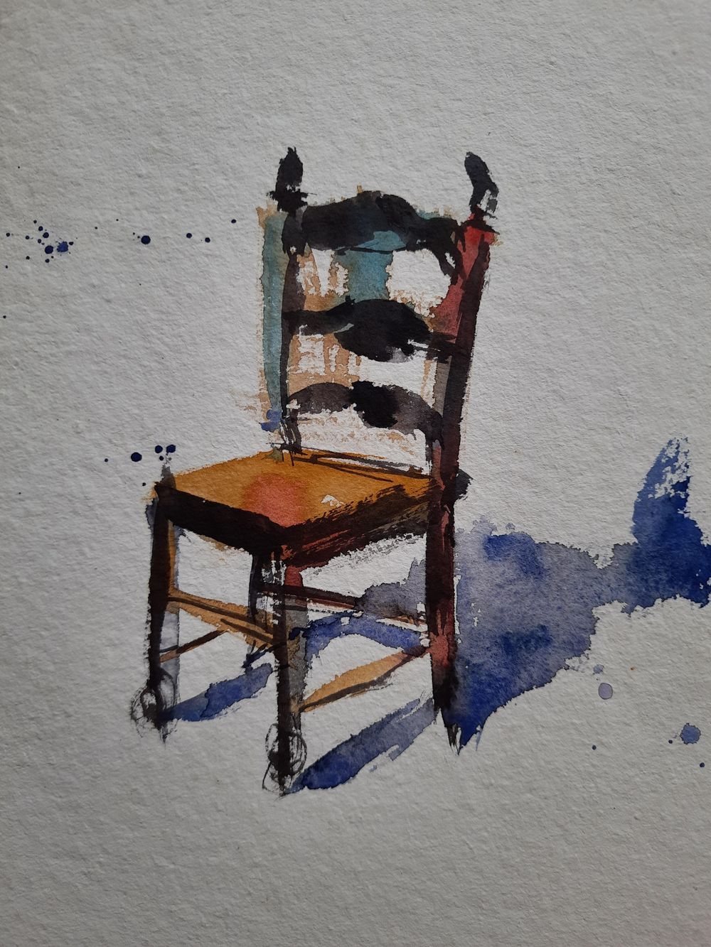 Watercolor workout - image 15 - student project