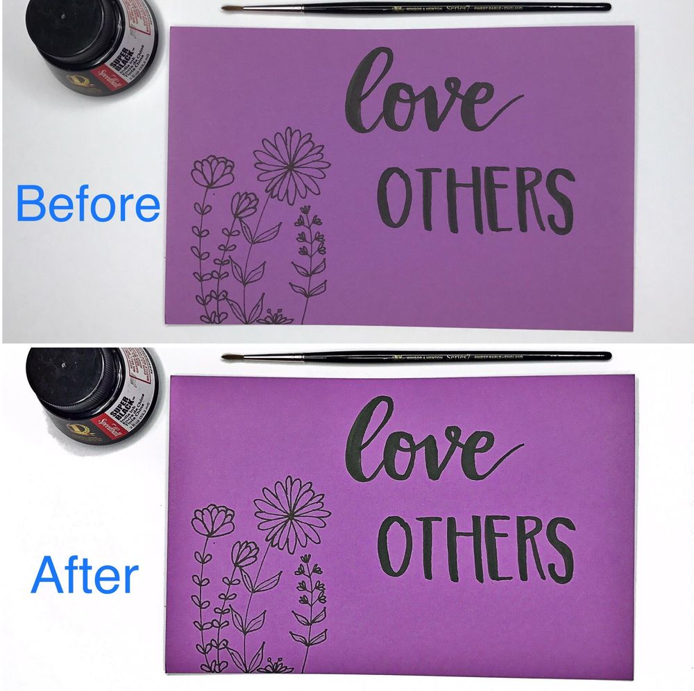 Photo editing: before and after - image 1 - student project