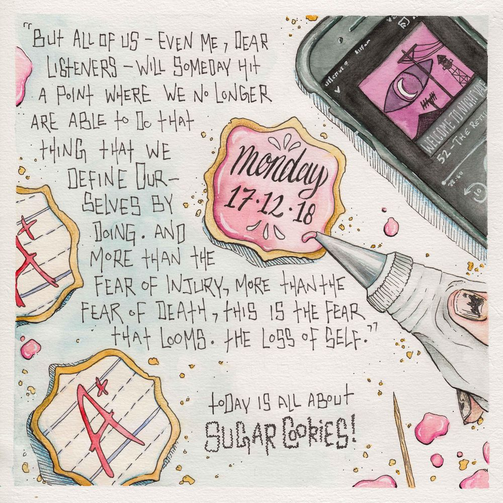 Sketchbook Journal - Hero Layout - image 2 - student project