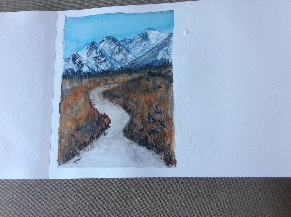 Autumn landscapes - image 1 - student project