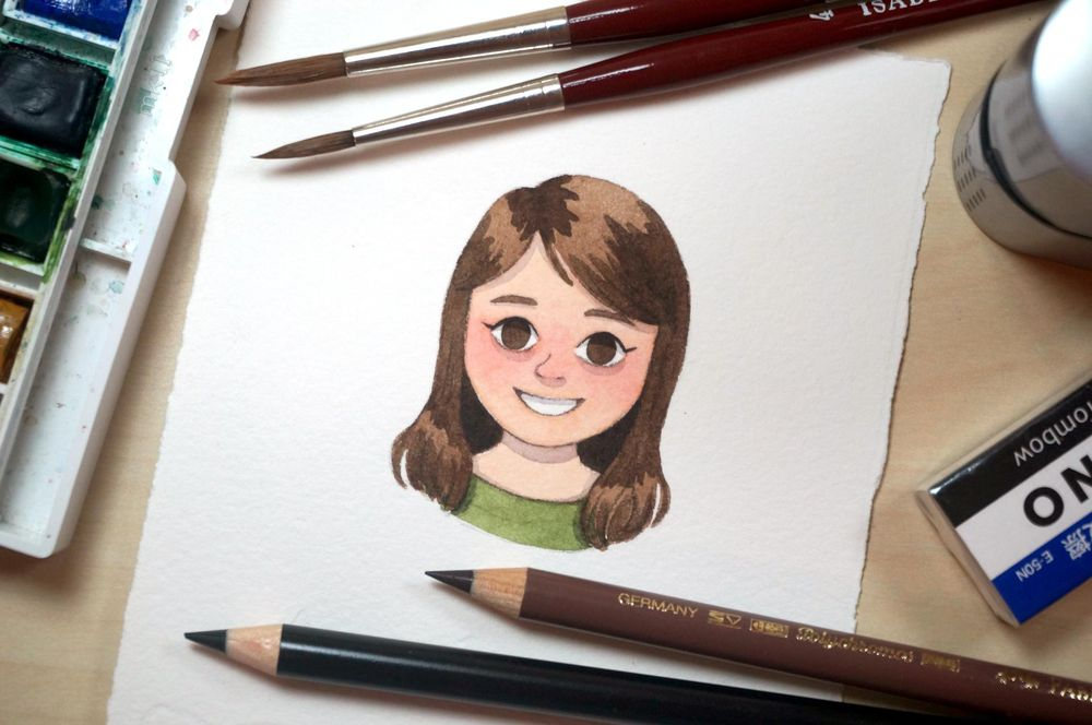 My Cute Avatar (SAMPLE PROJECT) - image 2 - student project