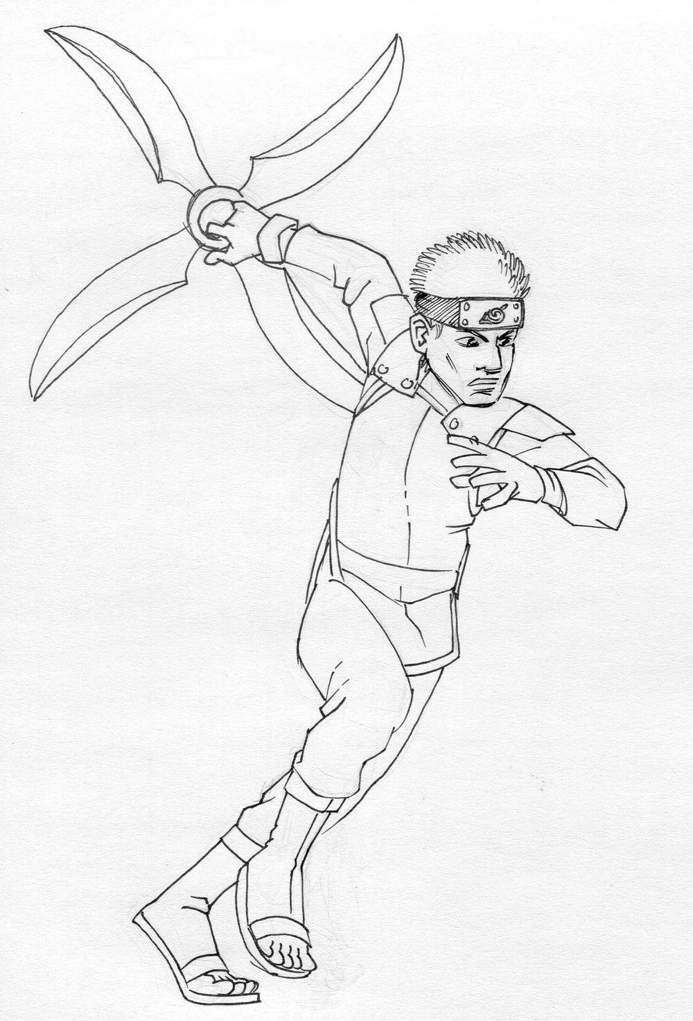 Jounin Ninja! - image 10 - student project