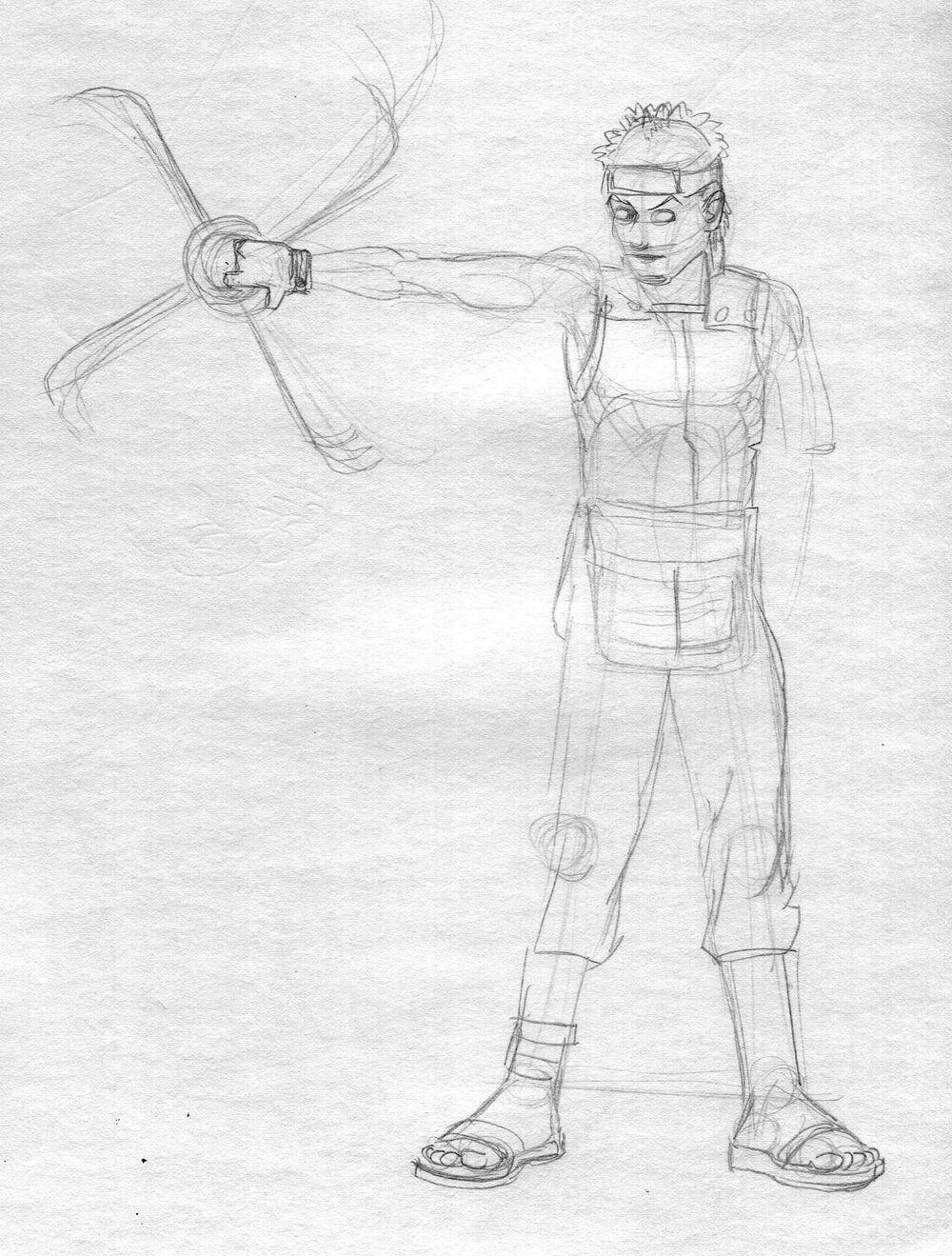 Jounin Ninja! - image 9 - student project
