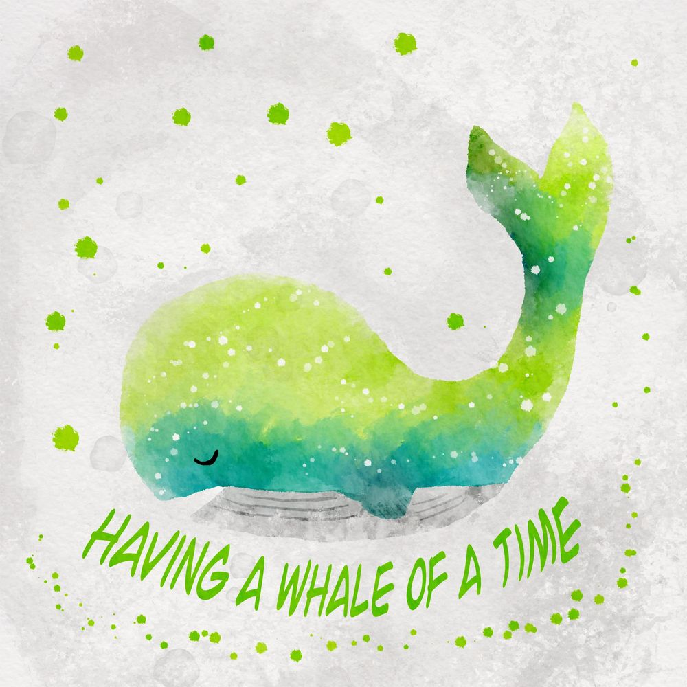 Had a whale of a good time - image 1 - student project