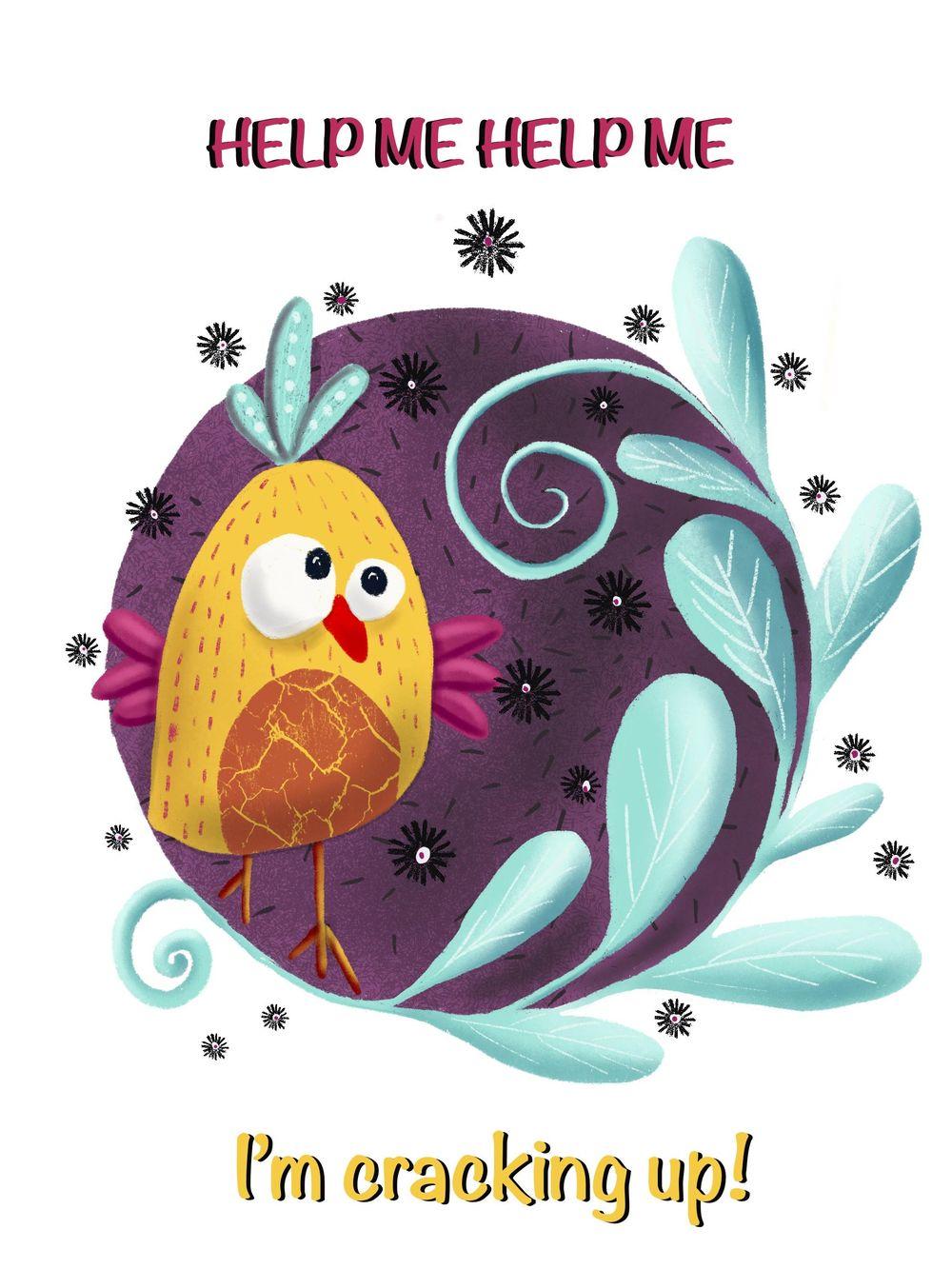 Poor little birdie - image 1 - student project