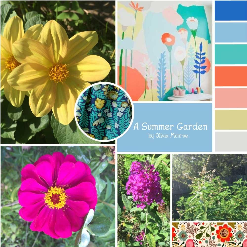 Late Summer Garden - image 1 - student project