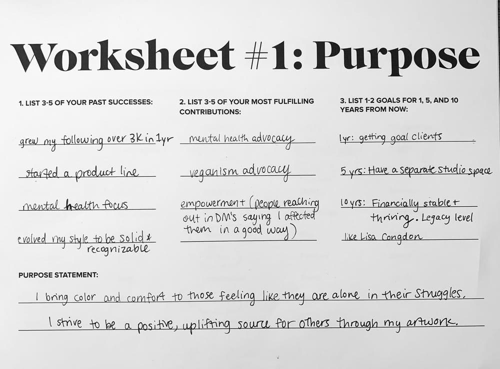 Personal Branding Manifesto - image 2 - student project