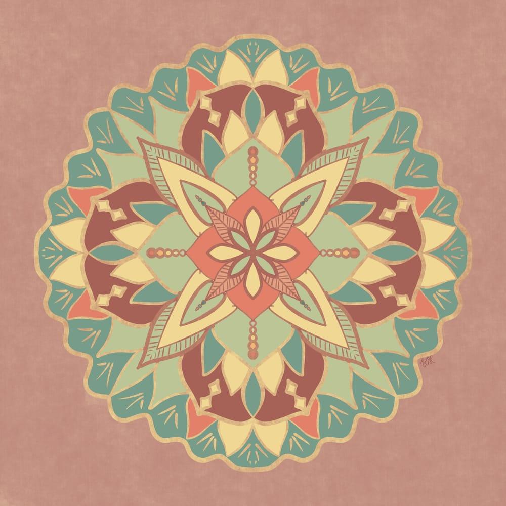 Mandala by Hannah - image 1 - student project