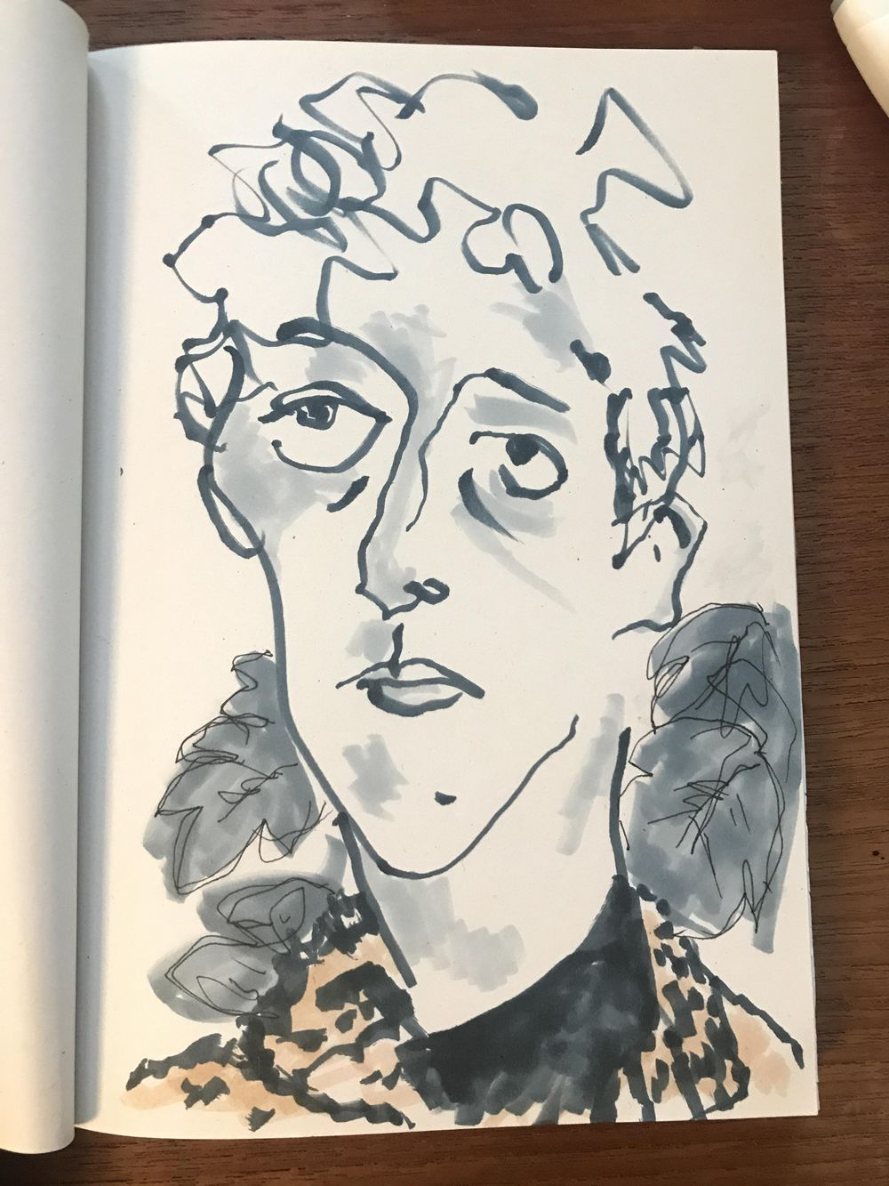 self-portrait - image 3 - student project