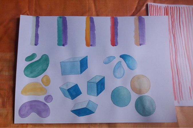 Watercolor Drills - image 11 - student project