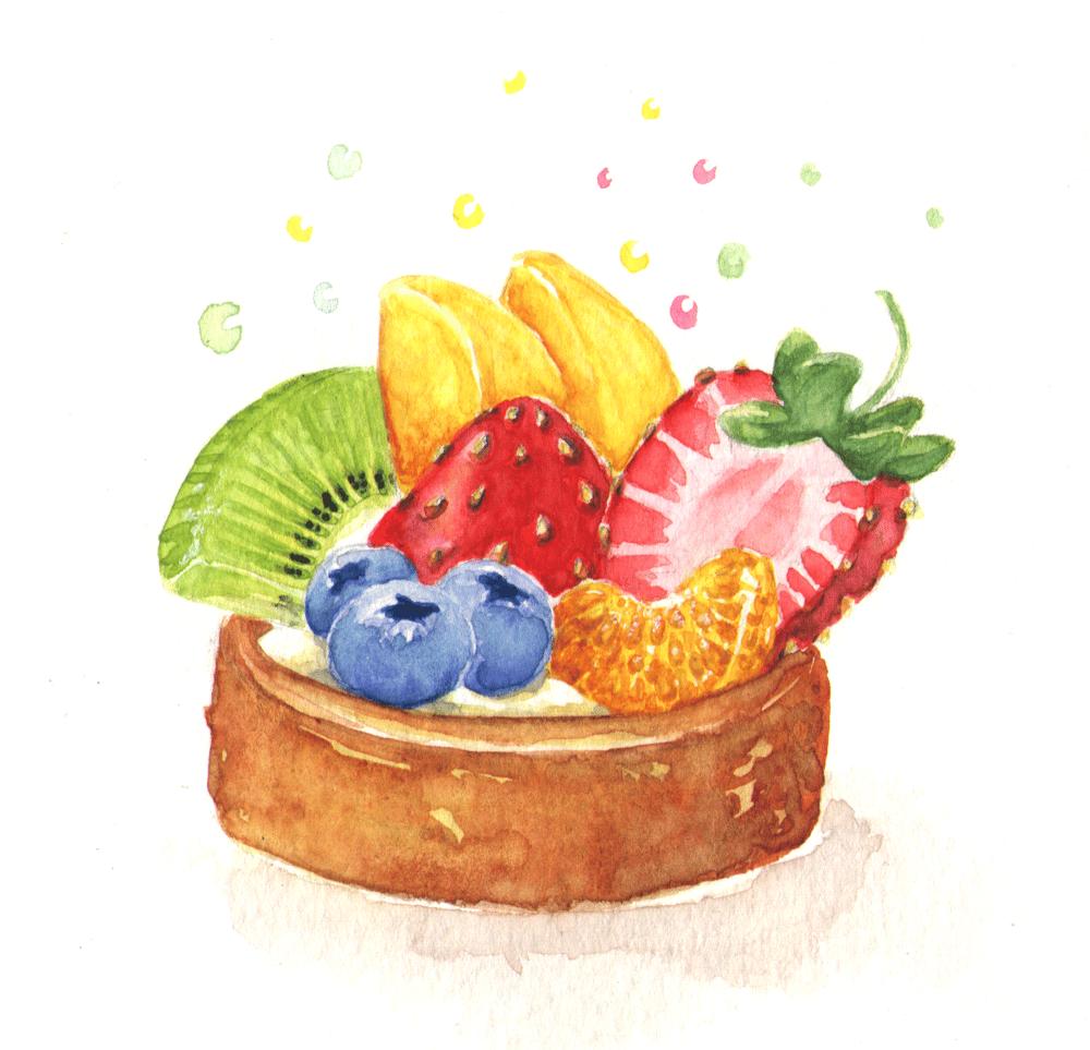 Summer treats - image 1 - student project