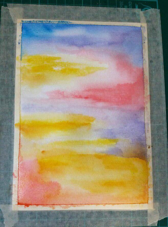 Colorful landscapes - image 1 - student project