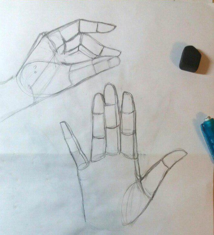 Hand practice - image 3 - student project