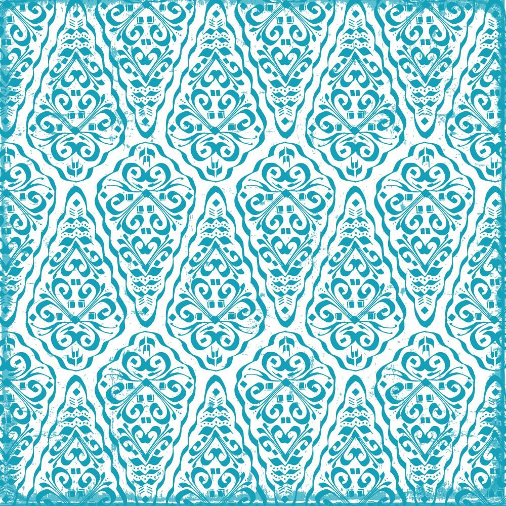 Calligraphic Motif for Pattern - image 3 - student project