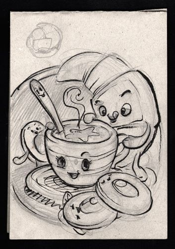Sweet Tooth - Italian Breakfast - image 1 - student project