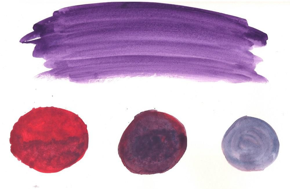 Newbie at Watercolors - image 2 - student project