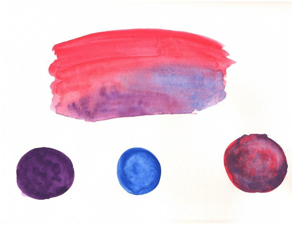 Newbie at Watercolors - image 1 - student project