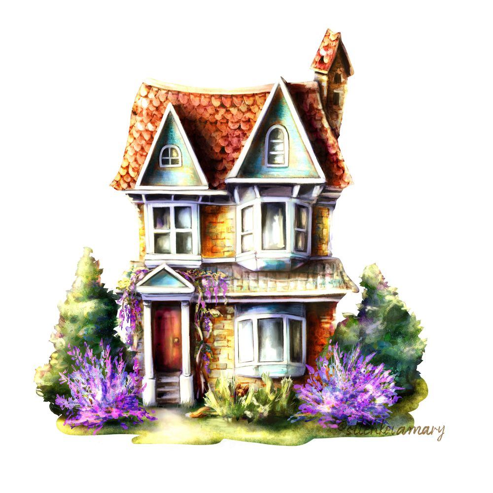 An English house - image 1 - student project