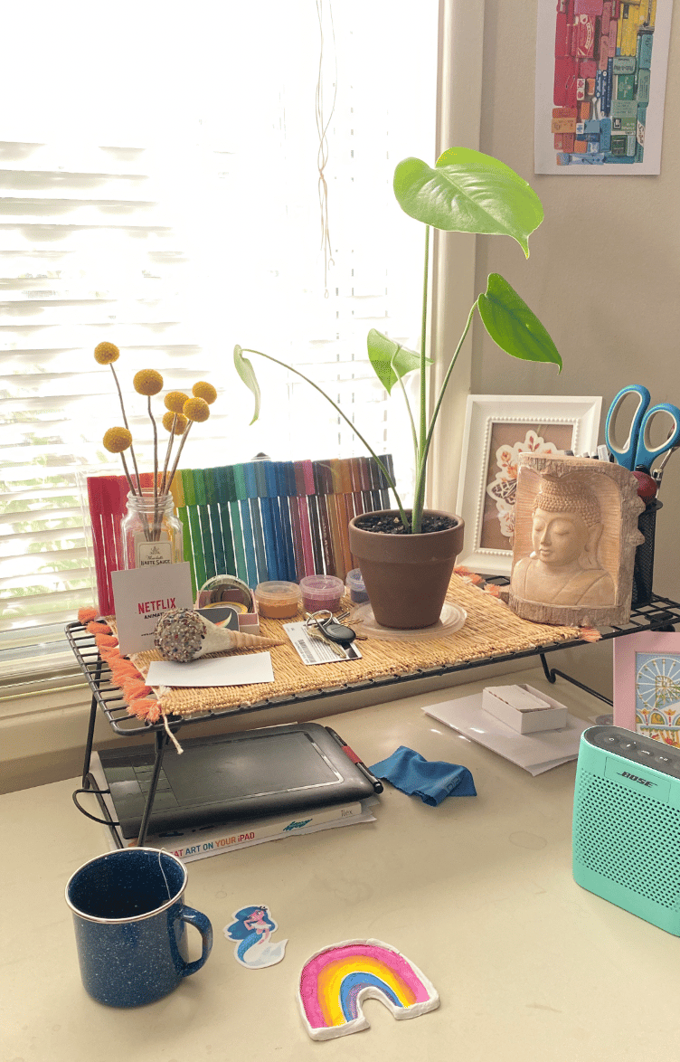My Art Studio - image 2 - student project