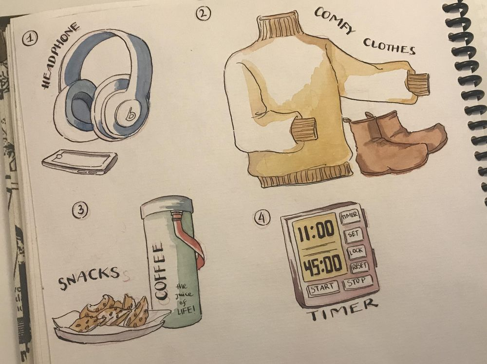 My Lab Work Essentials - image 4 - student project
