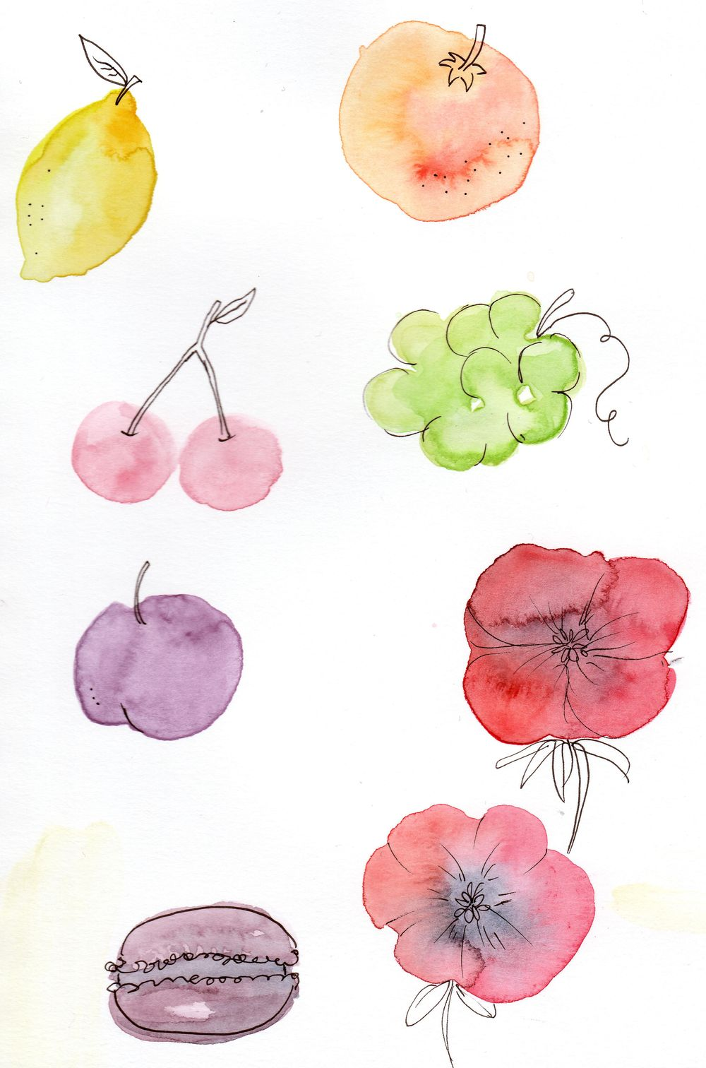 Fun with Fruits and co :D - image 1 - student project