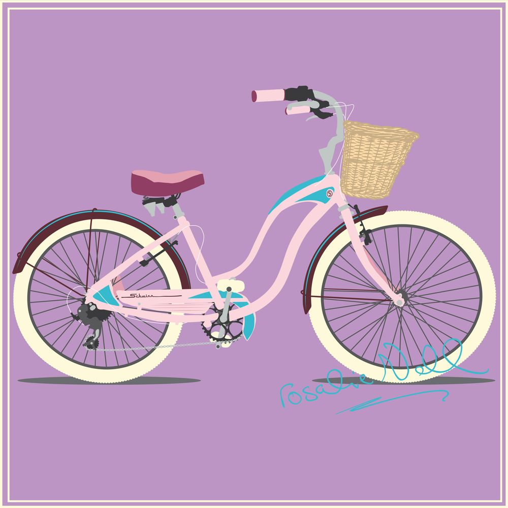 Pink Cruiser - image 1 - student project