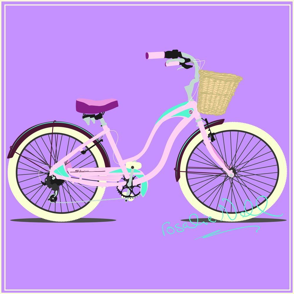 Pink Cruiser - image 3 - student project