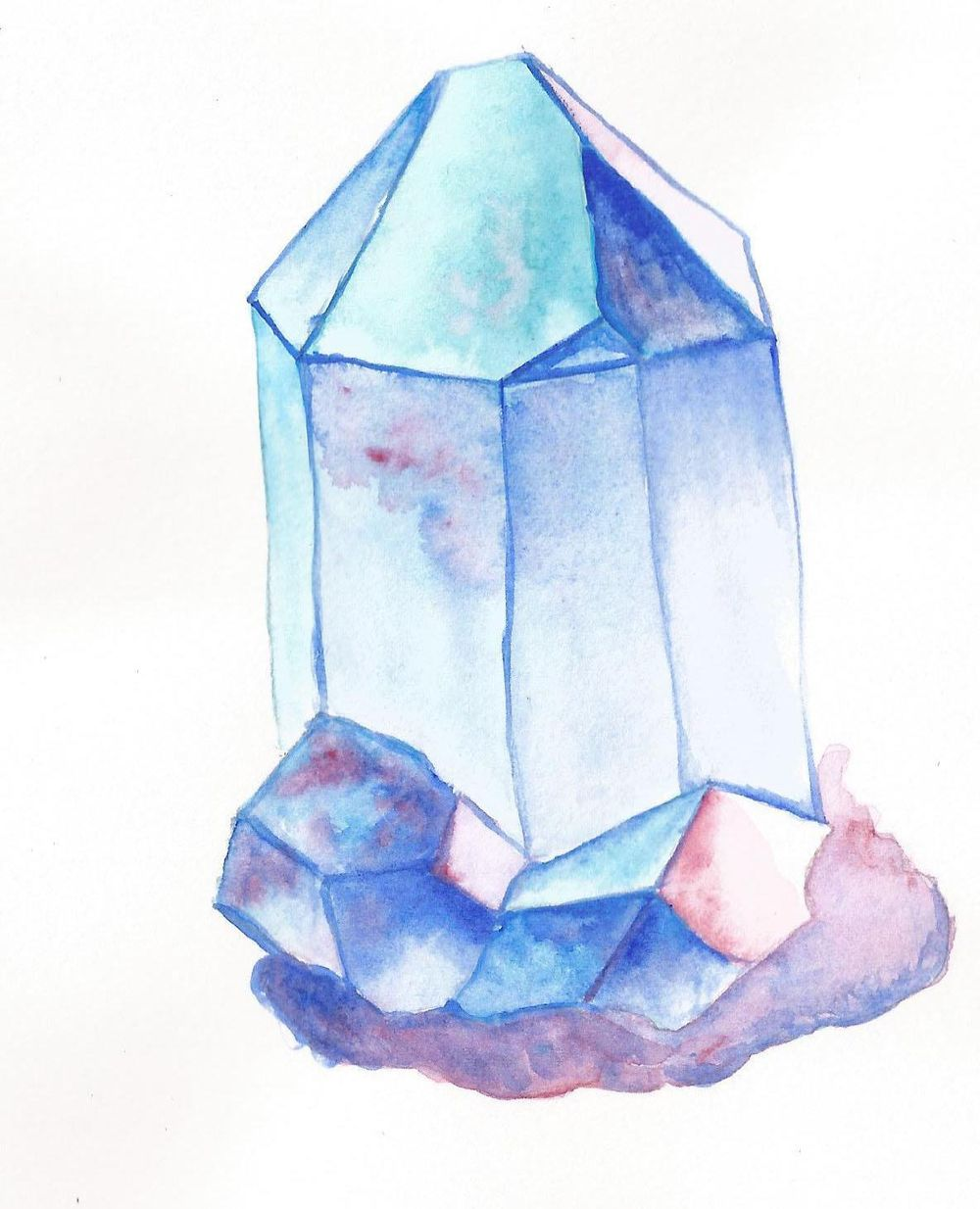 Crystal - image 1 - student project