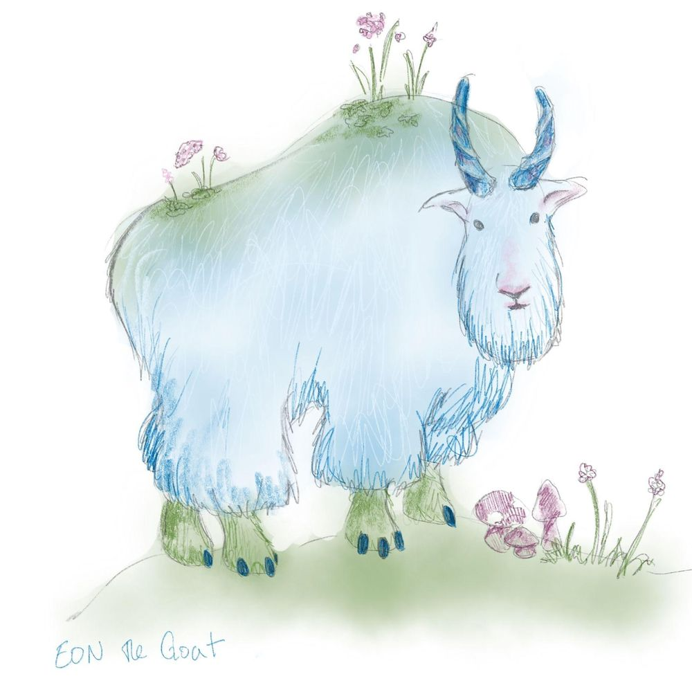 Eon Goat - image 1 - student project