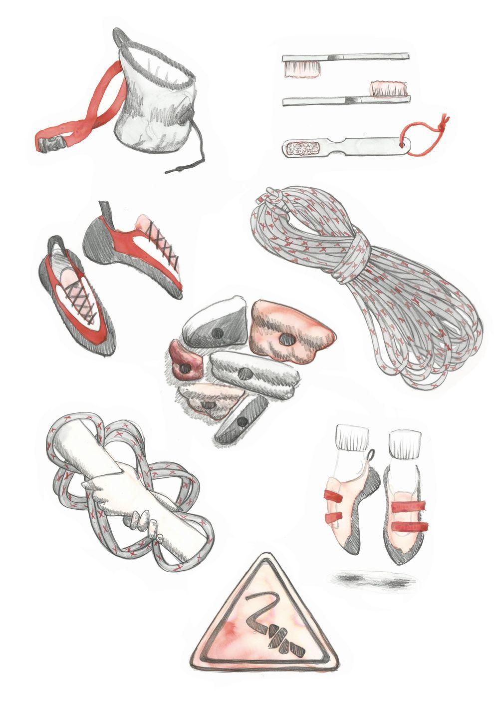 Olivia Sementsova's Spots - image 3 - student project