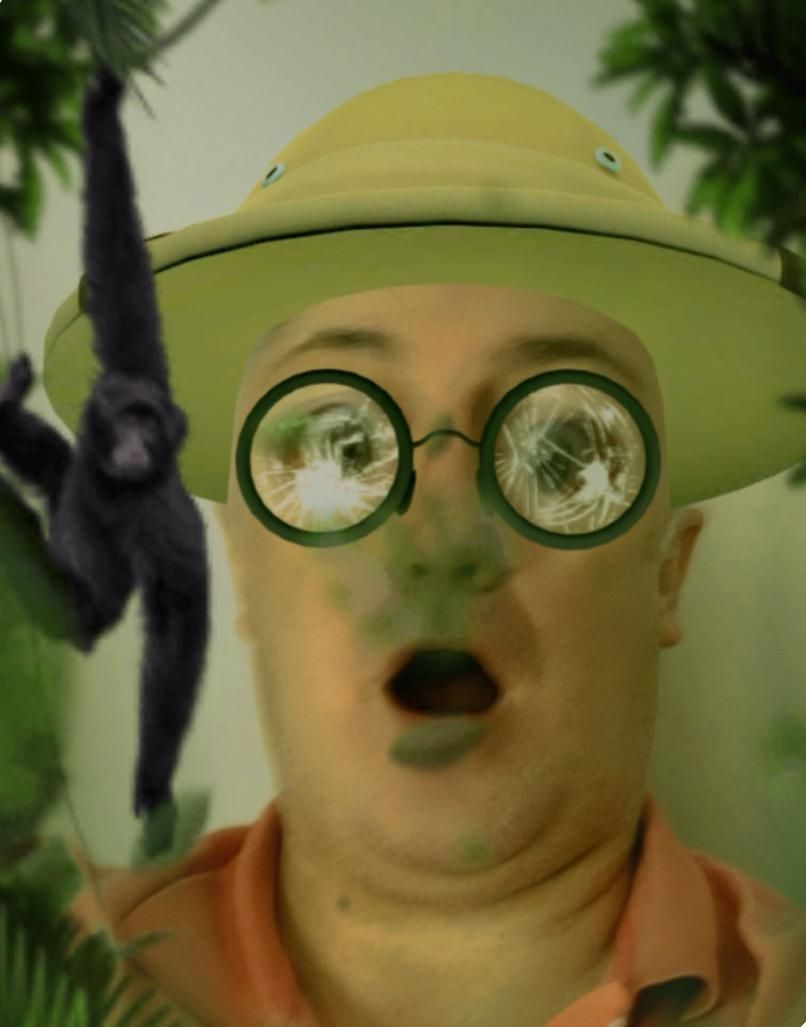 Here's my funny face - image 1 - student project