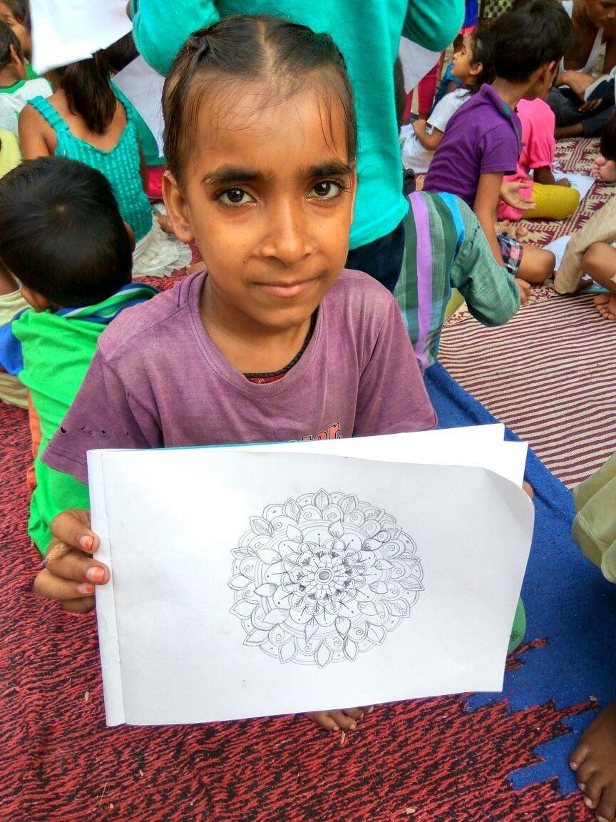 Checkout my mandalas - image 5 - student project