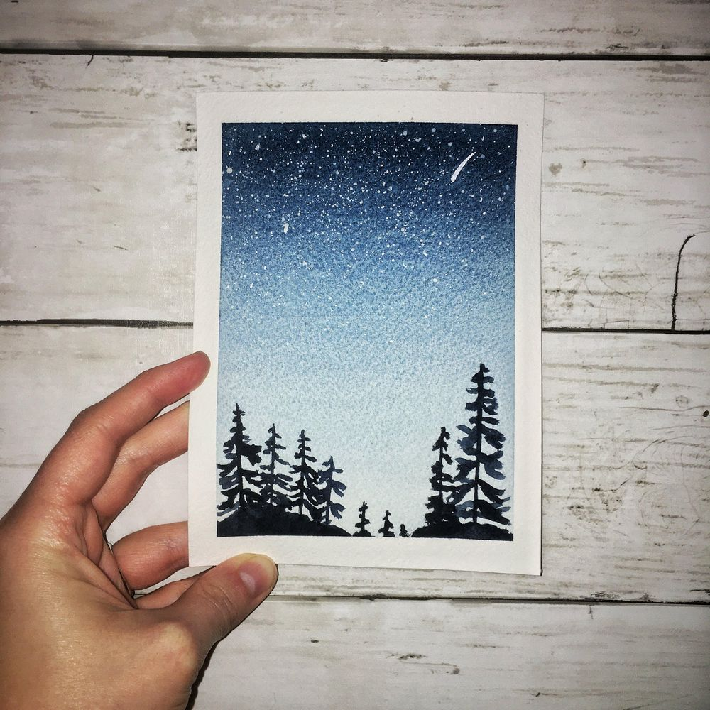 Night Skies - image 1 - student project